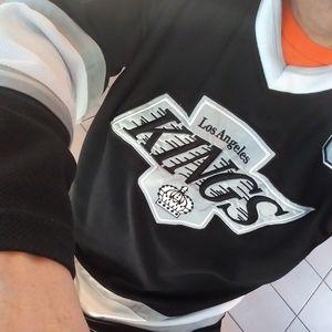 Los Angeles Kings Gretzky Jersey